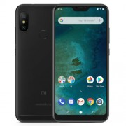 Xiaomi Mi A2 Lite 4/64 okostelefon (EU) - FEKETE