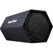 SoundBoss SBBT-10X22H 10-Inch 500 Watt Powered Subwoofer Hexagon BassTube with In-Built Amplifier