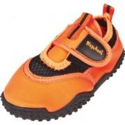 Playshoes Aquaschoen neon oranje