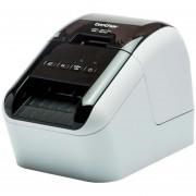 Impresora de Etiquetas BROTHER QL-800 Térmica Directa USB