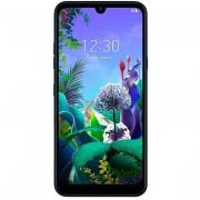 "TIM Lg Q60 Tim Smartphone Dual Sim 6,26"" Memoria 64 Gb Tripla Fotocamera Android Col"