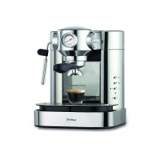 Espressor Trisa Espresso Bar, 1165W, 19 bari, Rezervor 1,5 L, Indicator presiune, Cod 6212.75