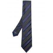 Brioni галстук в полоску Brioni
