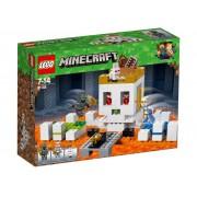 Lego Конструктор Lego Minecraft Арена-череп 198 дет. 21145