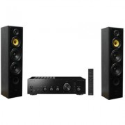 Pioneer Zestaw stereo A40AEB + TAGA TAV-606F Czarny