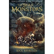 The Sea of Monsters: The Graphic Novel, Paperback/Rick Riordan
