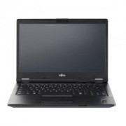 Лаптоп Fujitsu Lifebook E449, Intel Core i5-8250U, 8Gb DDR4, 256Gb M2 SSD, 14 инча, FHD AG, no OS, Черен, FUJ-NOT-E449-i5