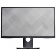 Dell Professional P2417H LED-monitor 60.5 cm (23.8 inch) Energielabel A+ (A+ - F) 1920 x 1080 pix Full HD 6 ms HDMI, VGA, DisplayPort, USB 3.0, USB 2.0 IPS LED