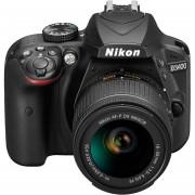 Cámara Nikon D3300KIT-Negro