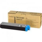 Тонер касета за KYOCERA MITA FS C5020/C5025/C5030 - Cyan - TK 510 C - P№ 1T02F3CEU0 - 101KYOTK510C