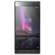 "Telefon Mobil Lenovo PHAB2 Pro, Procesor Octa-Core 1.2GHz, IPS LCD Capacitiv touchscreen 6.4"", 4GB RAM, 64GB Flash, 16MP, Wi-Fi, 4G, Dual Sim, Android (Gri) + Cartela SIM Orange PrePay, 6 euro credit, 6 GB internet 4G, 2,000 minute nationale si internatio"
