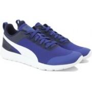 Puma Duplex Evo Rush Sneakers For Men(Blue)
