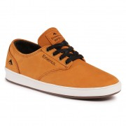 Гуменки EMERICA - The Romero Laced 6102000089 Brown/Gold/Black