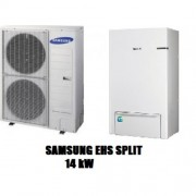 Samsung AE140JXEDEH/EU / AE160JNYDEH/EU EHS Split hőszivattyú 14 kW-os
