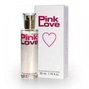 Aurora Labs (PL) Perfumy z Feromonami Pink Love 50 ml for women 100% DYSKRECJI BEZPIECZNE ZAKUPY