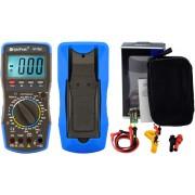 HOLDPEAK 760J Gépjármű diagnosztikai műszer 3-4-5-6-8 henger RPM zárási szög impulzus hőmérséklet.