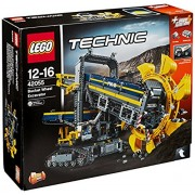 Lego Bucket Wheel Excavator, Multi Color