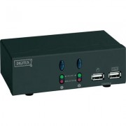 USB/D-Sub 2portos switch Digitus (973825)