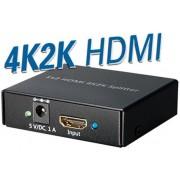 HDMI rozbočovač pre 2 TV