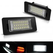 Pack LED plaque immatriculation AUDI Q5