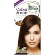 Hairwonder Colour&Care hajfesték 4.03 mokkabarna