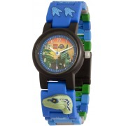 ClicTime LEGO Jurassic World - Blue Minifigure Link Buildable Watch