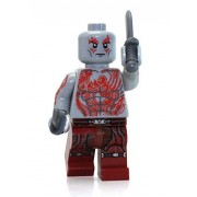 LEGO Drax the Destroyer Super Heroes Guardians of the Galaxy Minifigure