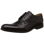 Kenneth Cole Men's Kcraw16 Dress Shoe01 Black Leather Formal Shoes - 11.5 UK/India (46 EU)