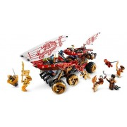 LEGO Ninjago 70677 Ground Reward Destiny