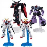 Bandai Shokugan Mobile Suit Gundam Assault Kingdom 8 Action Figure (Styles may vary) (Pack of 1)