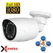 CAMERA BULLET AHD/TVI/CVI/ANALOGICA 18 IR 2MP CMOS SONY CV029B-VISCV029FIB-F4N1
