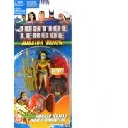 Justice League Mission Vision Wonder Woman Figure