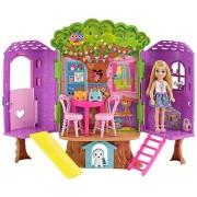 Barbie Muñeca Chelsea Casa del Árbol