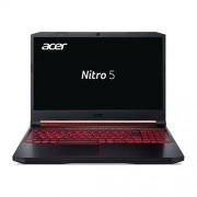 Acer Nitro 5 (Design 2019) - 15,6''/i7-9750H/2*8G/256SSD+1TB/GTX1650/W10 čierny