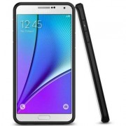 SPIGEN Etui Ultra Hybrid do Samsung Galaxy Note 5 Czarny