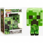 Funko Pop Creeper de Minecraft