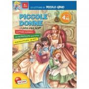 Lisciani giochi letture piccolo genio piccole donne 07500