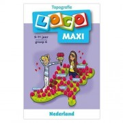 Netherlands Maxi Loco Topography