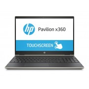 "HP Pavilion x360 15-cr0005nm i3-8130U/15.6""FHD BV IPS/8GB/256GB PCIe/UHD 620/Win 10 H/Gold (4TZ51EA)"