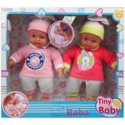 LOKO Toys Síró ikerbabák (98034)