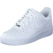 Nike Air Force 1 Low White, Skor, Sneakers & Sportskor, Sneakers, Vit, Herr, 42