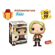 ANNIE LEONHART FUNKO POP NO. 236 DE ATTACK ON TITAN ANIME