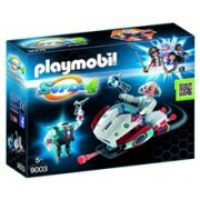 Jucarie Playmobil Super 4 Skyjet With Dr. X & Robot