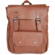 Mast & Harbour MH Backpacks 23 L Backpack(Brown)