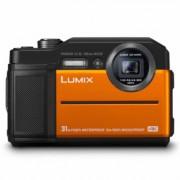 Panasonic Lumix FT7 - Oranje