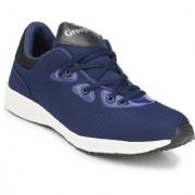 Groofer Men's Blue Sport Shoes