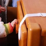 10 pcs Child/ Baby/ Toddler/ Infant Safety Lock for Drawer Cabinet etc