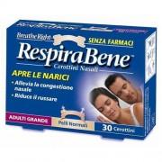 Glaxosmithkline C.Health.Spa Respirabene Cerotti Nasali Grandi 30 Pezzi