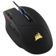Mouse, Corsair SABRE RGB, Gaming, USB, Black (CH-9000111-EU)