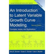 An introduction to latent variable growth curve modeling: concepts, issues